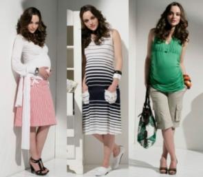 Гардероб беременной, Ребенок и Мама
