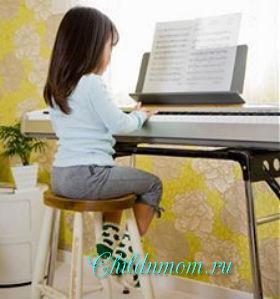 Музыкальный инструмент для ребенка