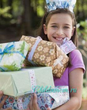 Как упаковать подарок для подруги