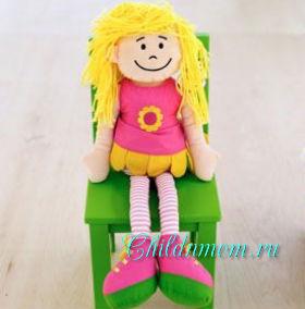 Игры с куклами для девочек