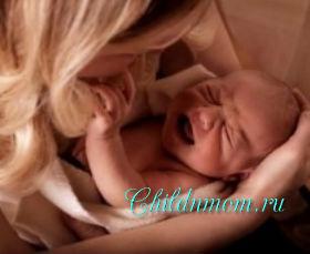 Мастит у новорожденных