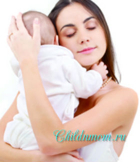 Как правильно держать ребенка столбиком