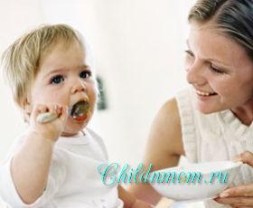 Когда можно давать ребенку печень