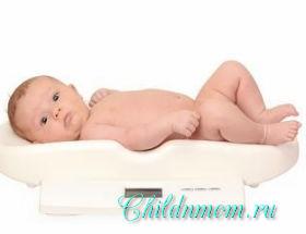 Нормальный вес новорожденного