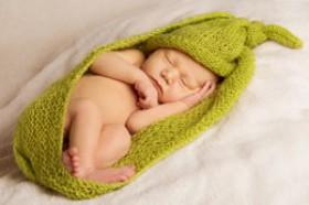 Вытянутая форма головы у новорожденного