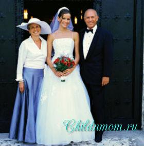 вечернее платье на свадьбу для мамы жениха