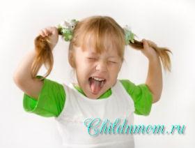 Воспитание гиперактивных детей