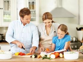 Распределение домашних обязанностей