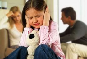 Ссоры родителей и ребенок