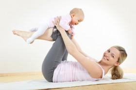 Упражнения для сокращения матки после родов