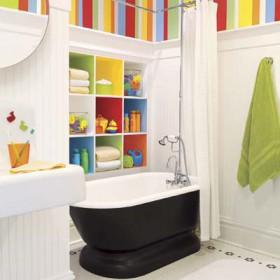 Маленькая ванная