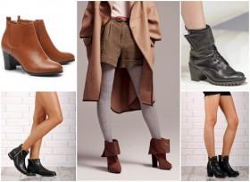 Как выбрать женские кожаные ботинки