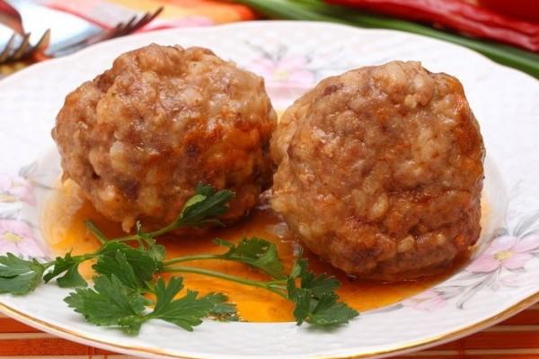 Мясные блюда для ребенка
