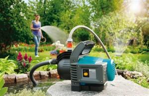 Поверхностный насос для полива огорода