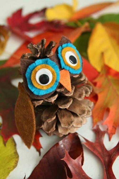 Осенние поделки для детей